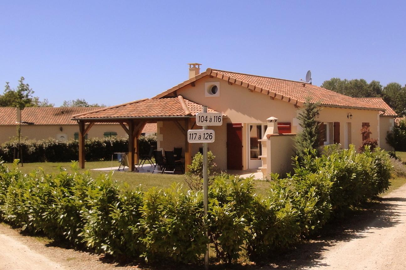 Villa 6 pers.