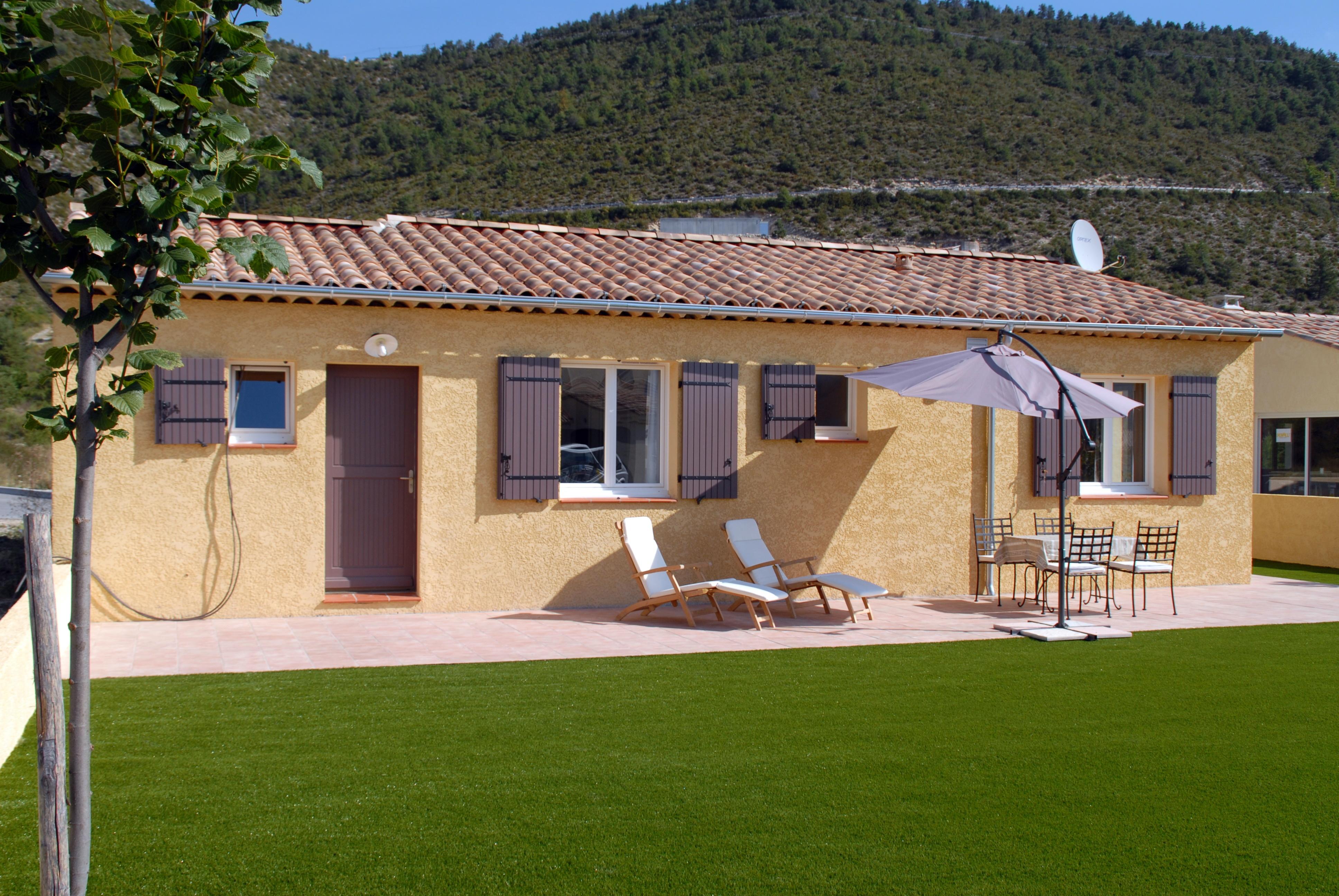 Villa 4 pers.
