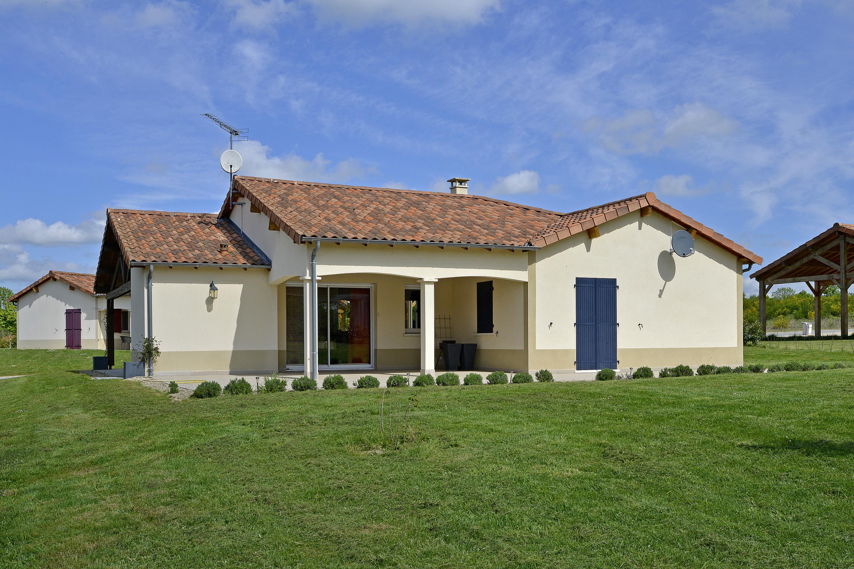 Villa 4 pers. vrijstaand deluxe
