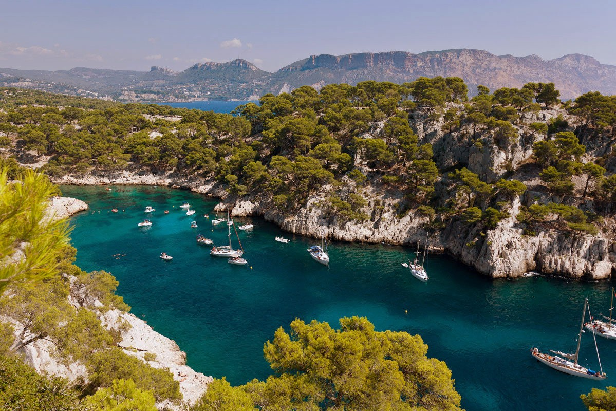 The Most Beautiful Calanques At Cassis Francecomfort Holiday Parks