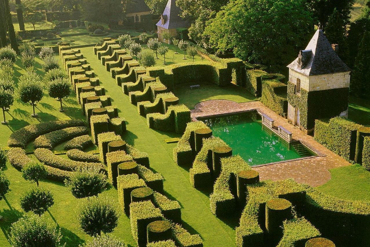 Eyrignac Et Ses Jardins The Great Sites Of Prigord