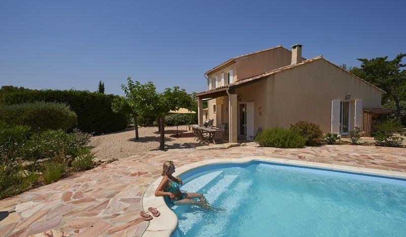 Villa 8 pers. avec piscine - Francecomfort Parcs de vacances