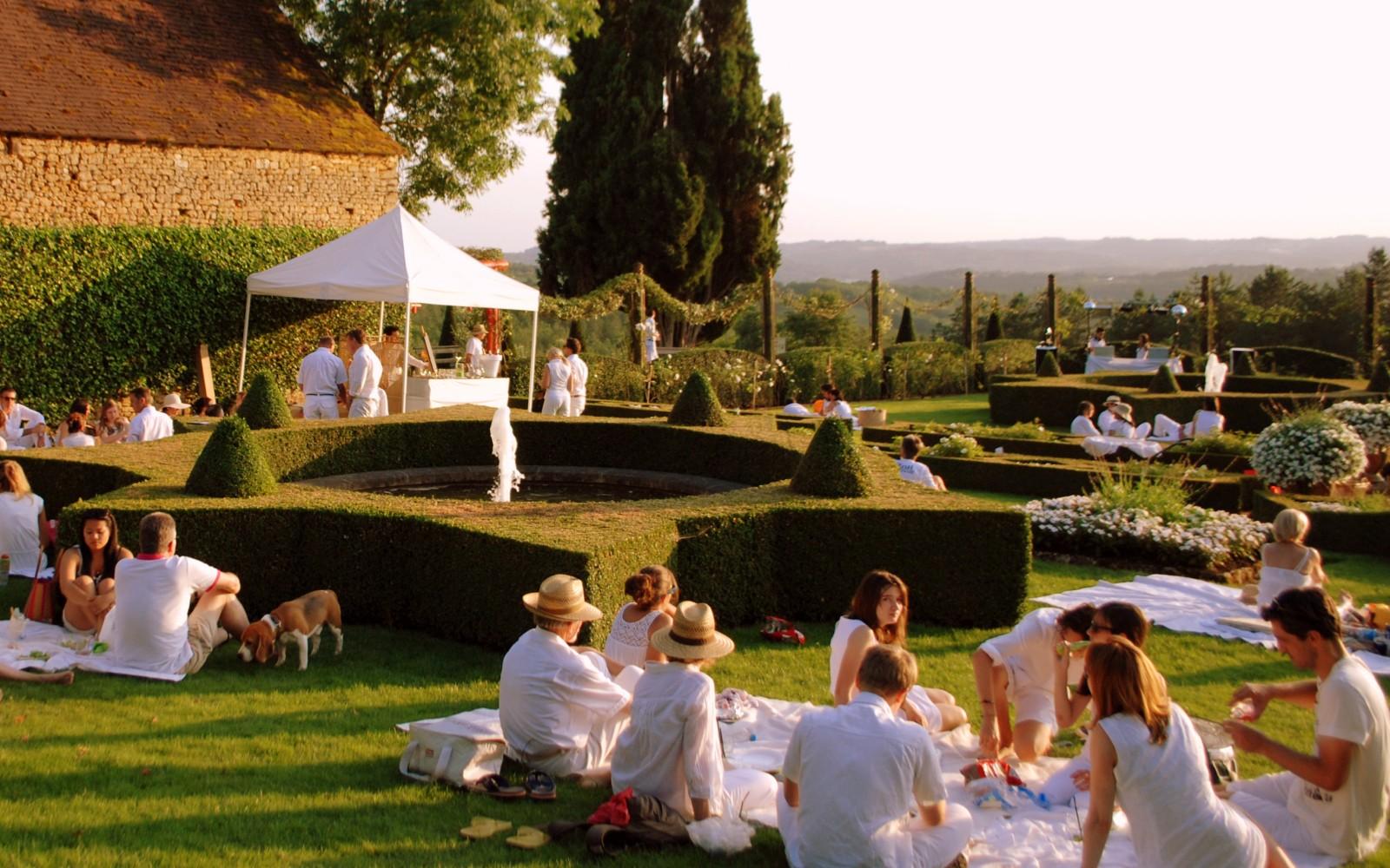 Les Jardins Du Manoir D Eyrignac Francecomfort Parcs De