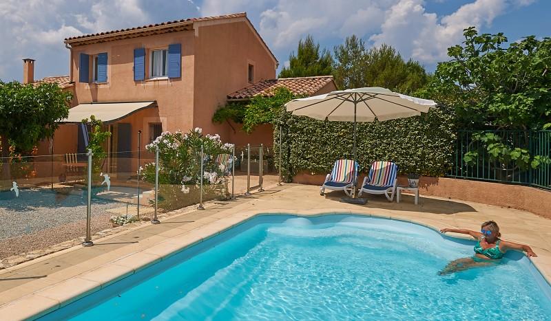 Villa 6 pers. avec piscine - Francecomfort Parcs de vacances