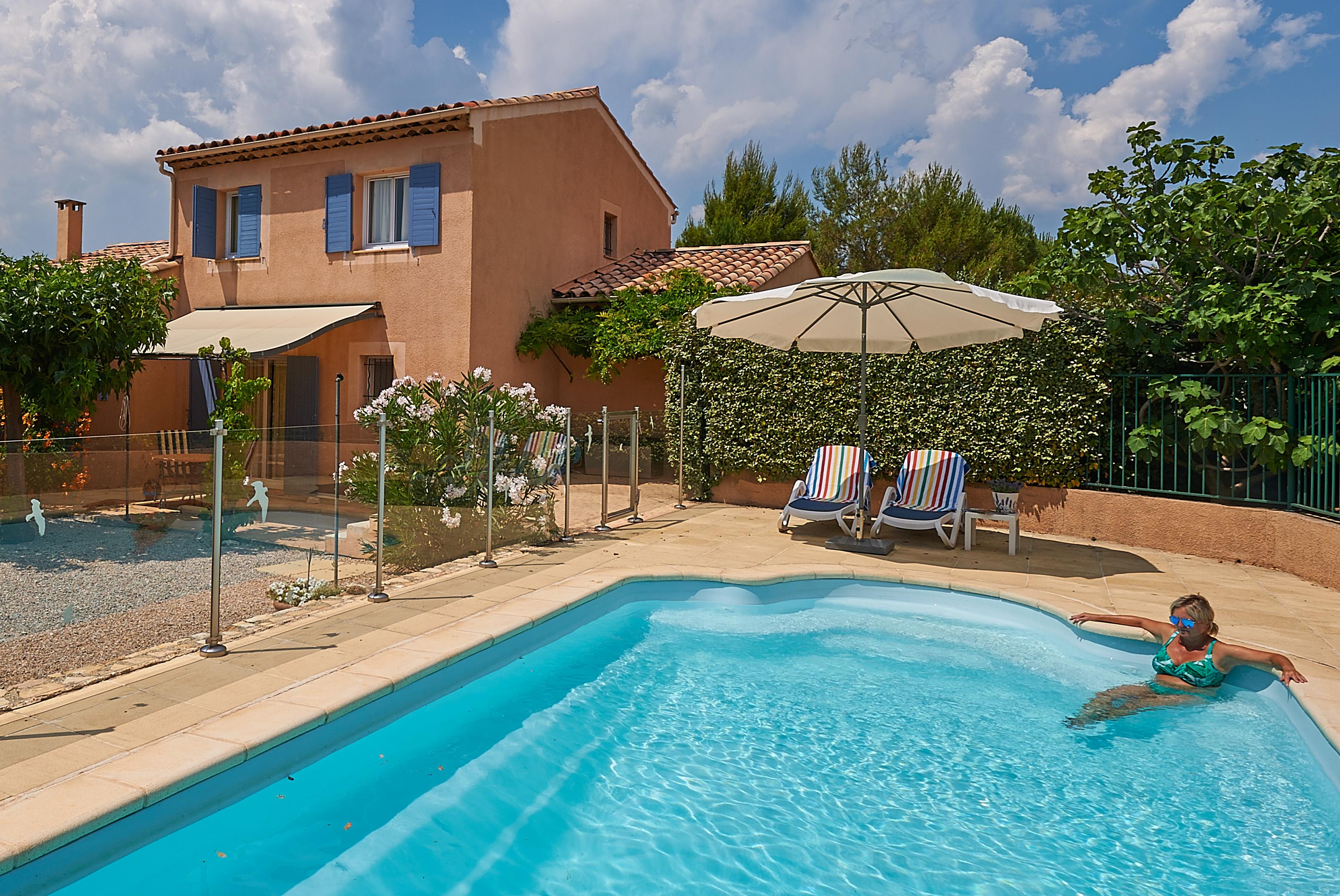 Villa 6 pers. vrijstaand met zwembad